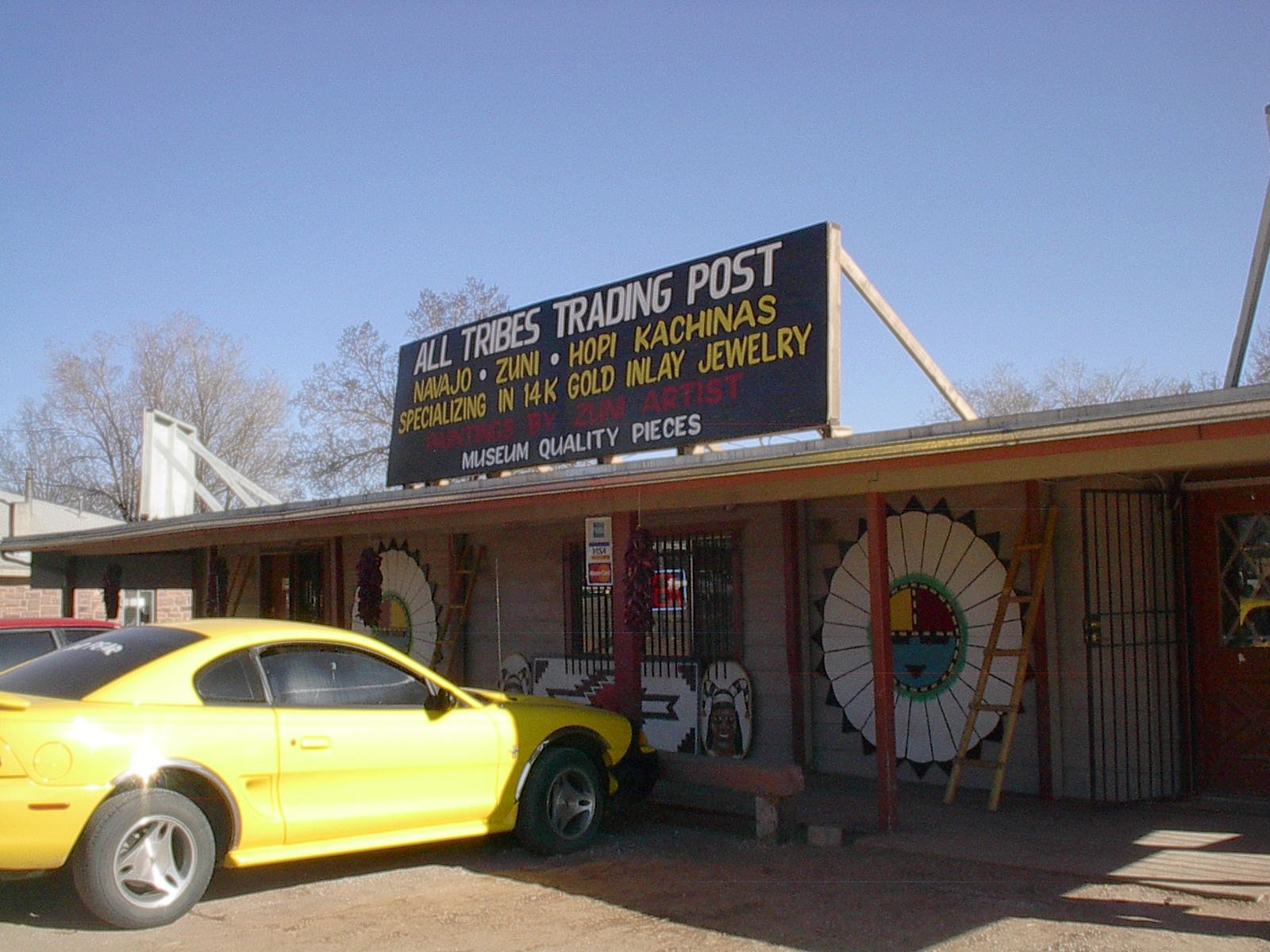 All Tribes Trading Post